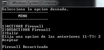 script firewall