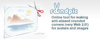 bordes redondeados online roundpic