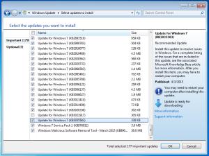ocultar actualizacion windows 10