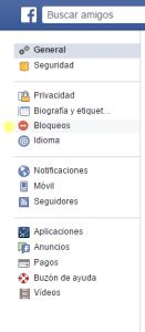 desactivar invitaciones juegos facebook