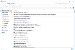 god mode windows 10