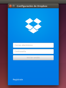 instalar dropbox en ubuntu