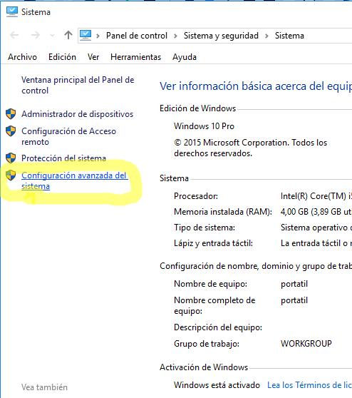 mejorar rendimiento en windows 10